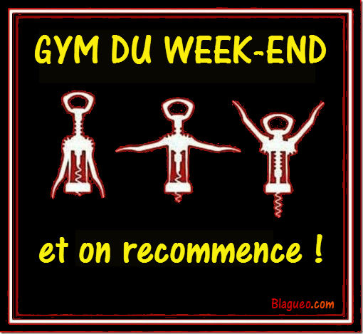 gym week-end