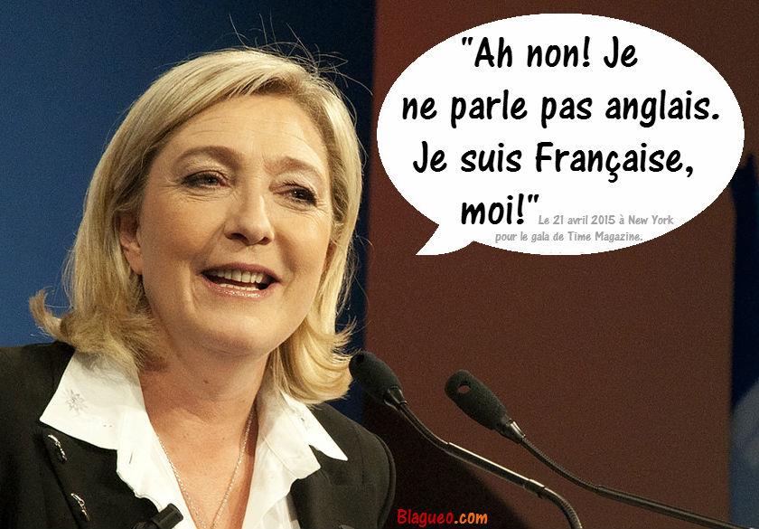 Marine Le Pen culte