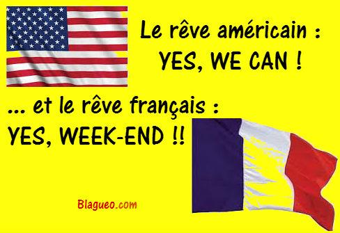 rêve français